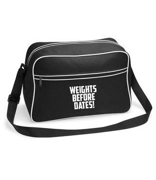 Tas 'Weights Before Dates!' - Supersale