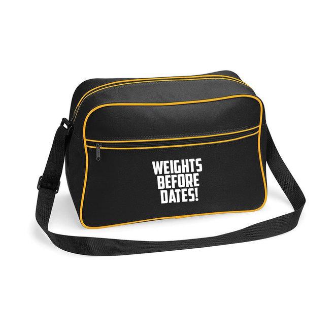 Tas 'Weights Before Dates!' - Supersale