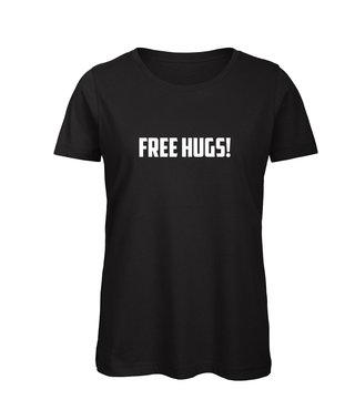 Shirt - 'Free Hugs!' - Supersale