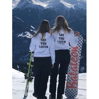 FestyFashion Shirt Hoodie Ski You Later! - Supersale