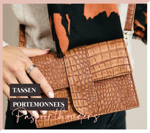 Tassen/Portemonnees/Paspoorthouders