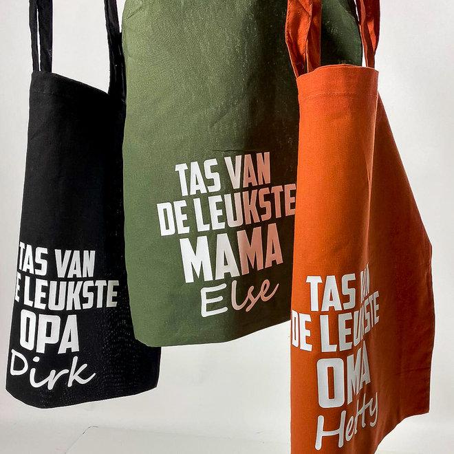 Cotton Bag Girls Stuff (meerdere kleuren)