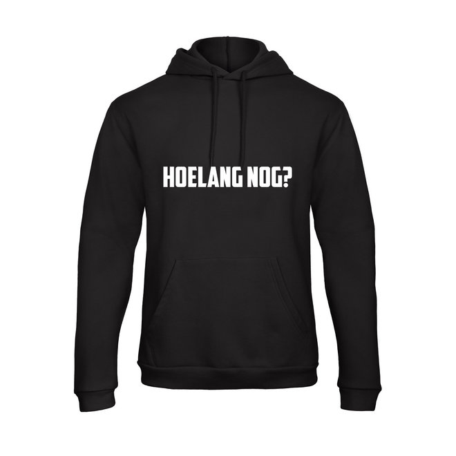 Hoodie Hoelang Nog?