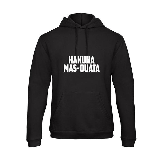 Hoodie Hakuna mas-quata