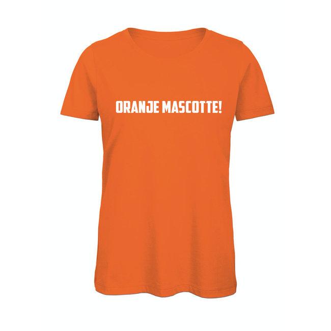 Shirt Hoodie 'Oranje Mascotte'