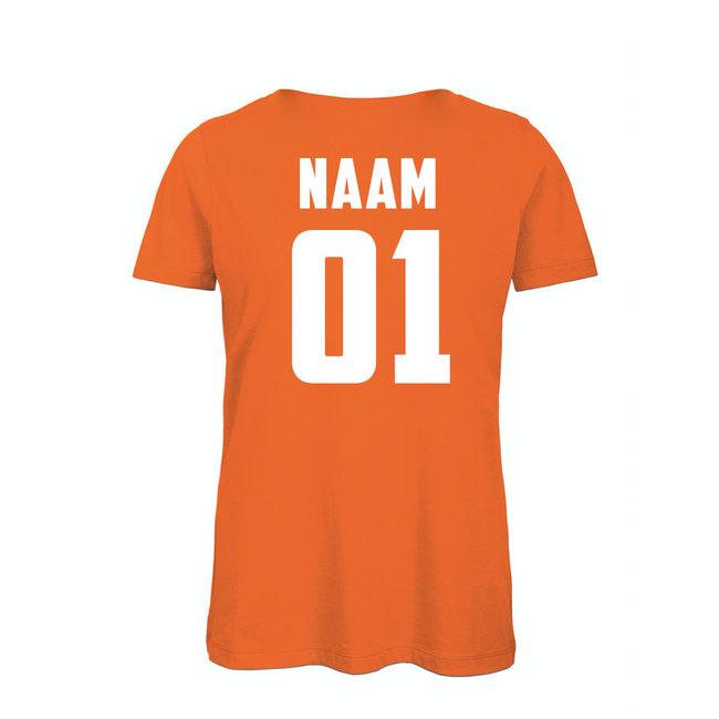 Shirt Hoodie 'Naam 01'