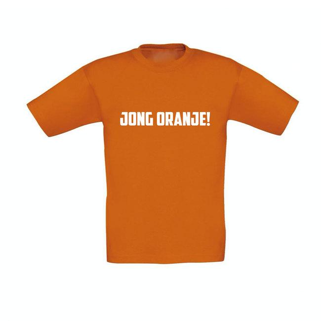 Shirt KIDS  'Jong Oranje'