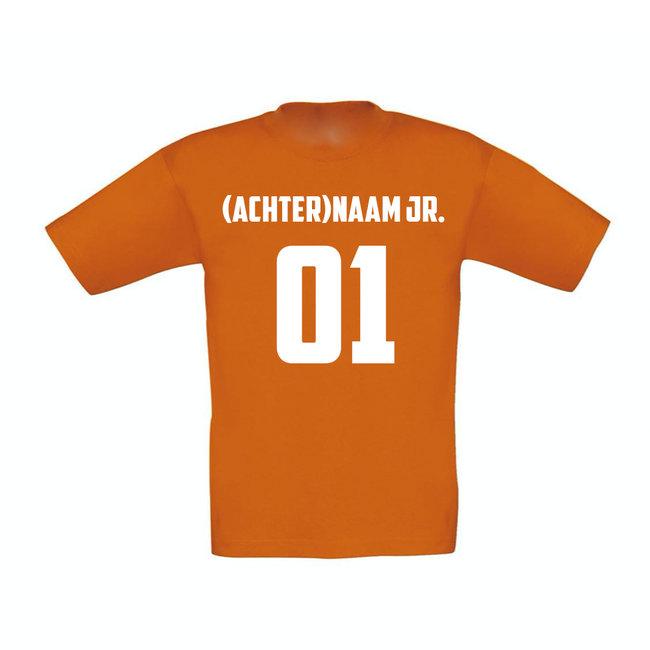 Shirt KIDS 'Naam 01'