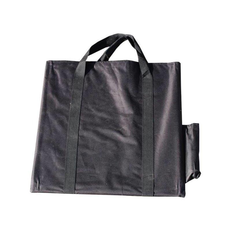 Placa de base, heavy, preto com saco de água preto