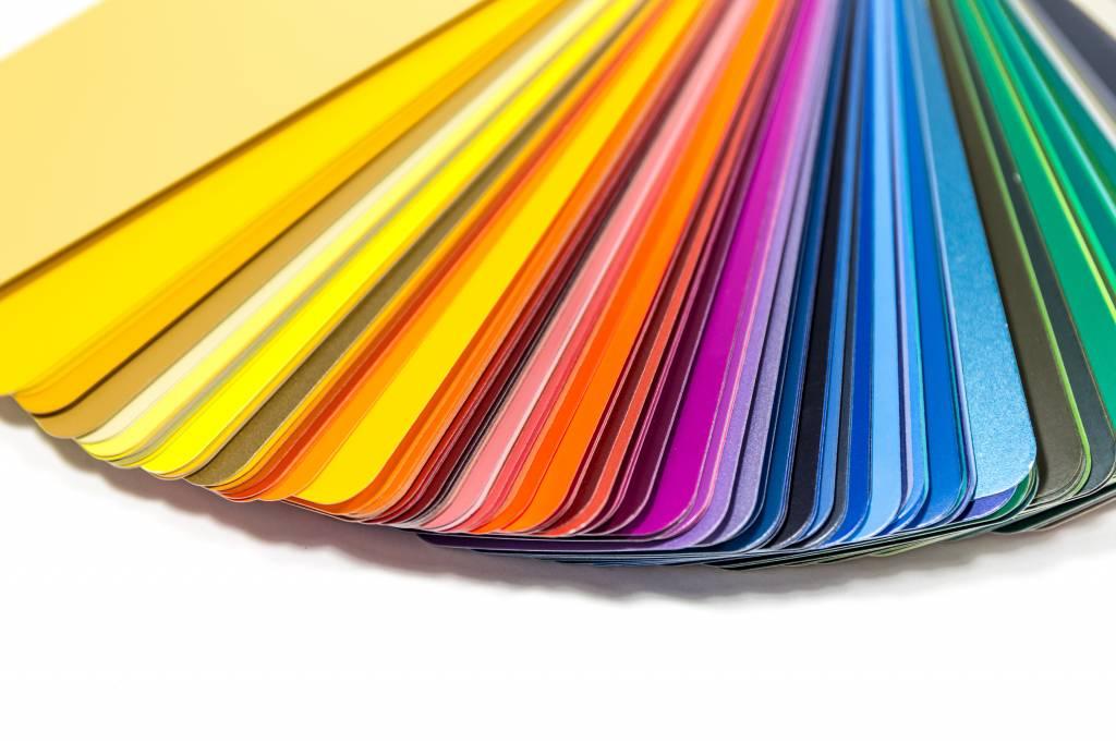 Drukwerkkleuren