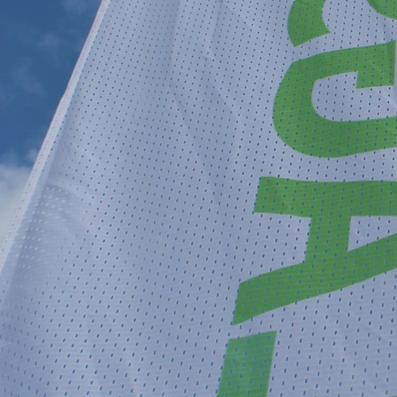 "Beach flag Flying S - 90x180cm (35"" x 71"")"