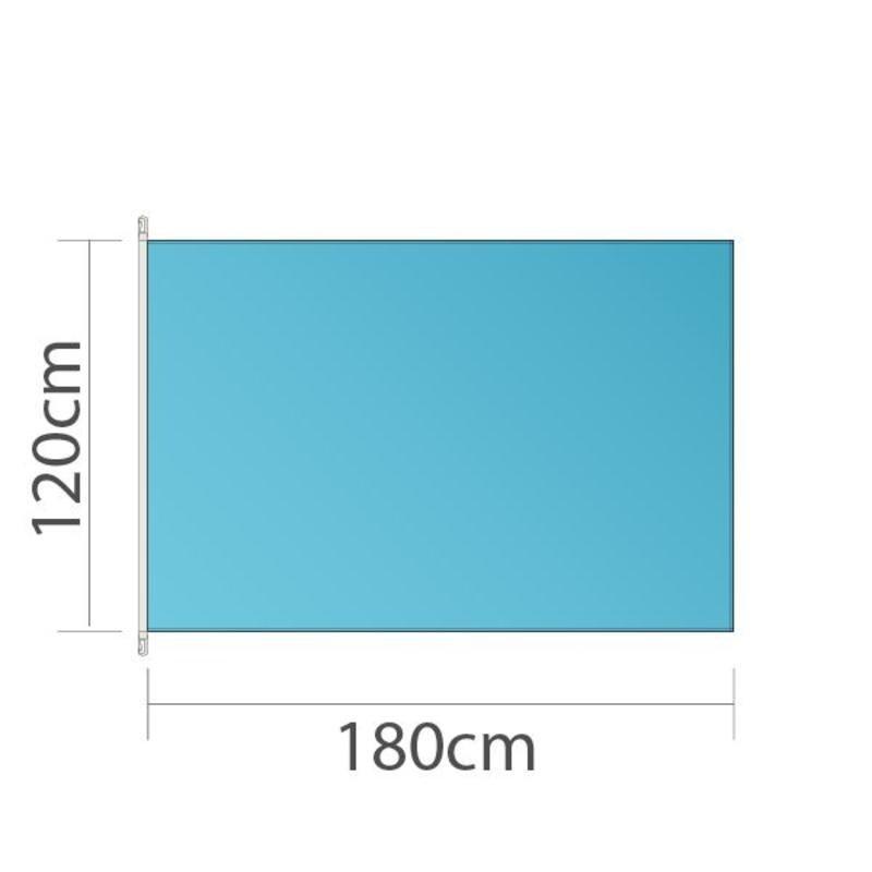 Drapeau, 120x180cm, imprimé en couleur