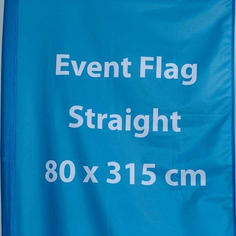 Beach flag Event (délai de livraison 4-6 jours ouvrables)