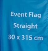 Beachflag Event M - 80x315cm (leveringstid 4-6 arbejdsdage)