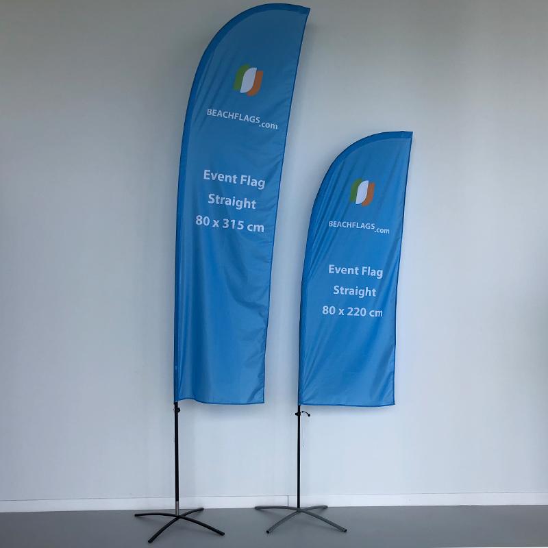 Beachflag Event (leveringstid 4-6 arbejdsdage)