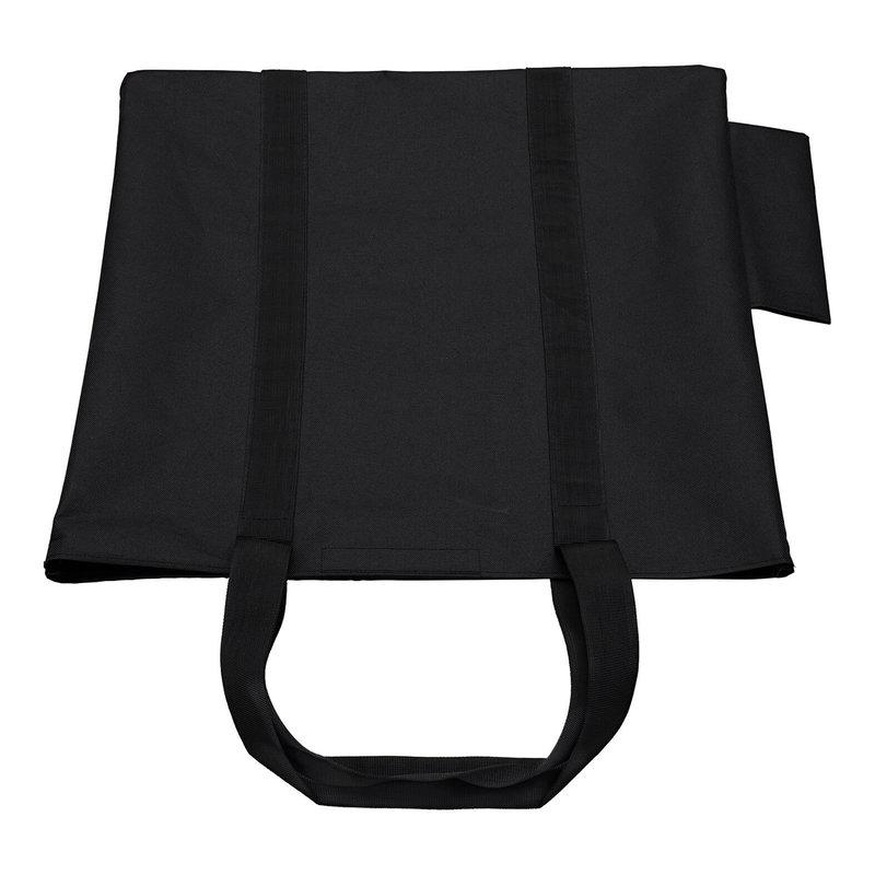 Markplatta, heavy, svart