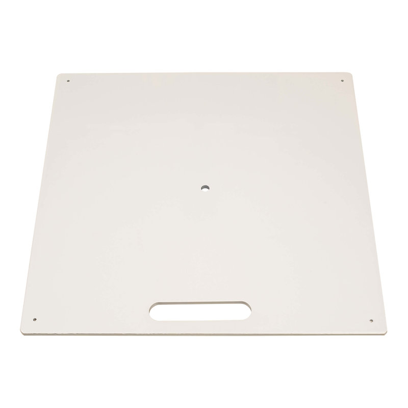 Placa de base, heavy, branco