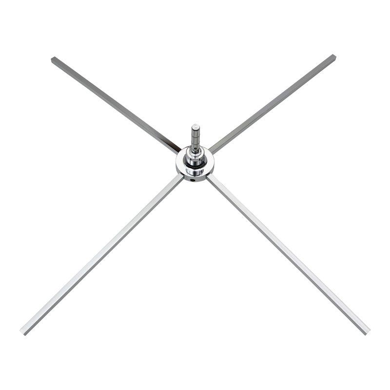 Luxury cross base with bearing