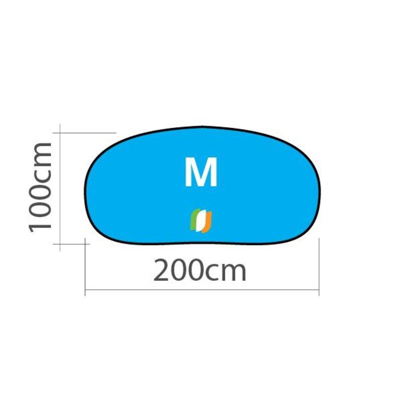 """Beach banner Horizontal M - 200x100cm (78"""" x 40"""")"""