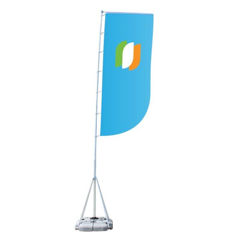 Mega flag Convex M