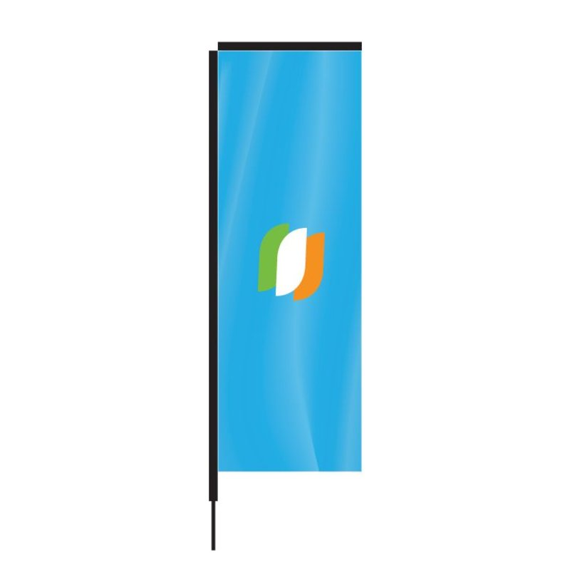 Beachflag Block
