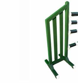 Houten vleugel - Groen