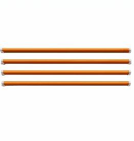 Hindernisbalk *Budget serie* - oranje