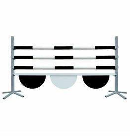 Basic Hindernis met hanghek - zwart/wit