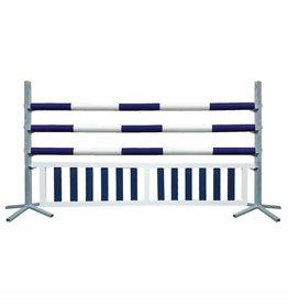 Basic Hindernis met hanghek - blauw/wit