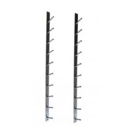 Balken rek -  5 of 10 balken - Balken houder - Ophangbeugels ijzer