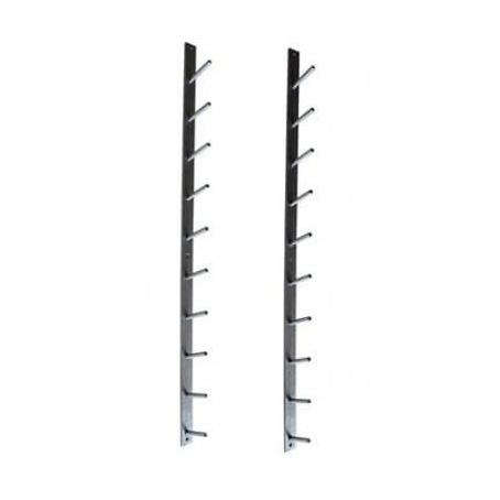 Ophangstrips ijzer - 5 of 10 balken (2 stuks = één set)