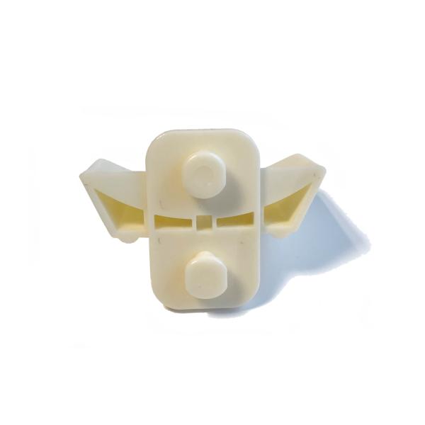Hindernis lepel 25mm extra diep geschikt voor sleutelgatprofiel