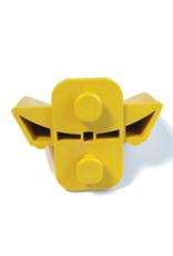 Hindernis lepel 18mm extra plat geschikt voor sleutelgatprofiel