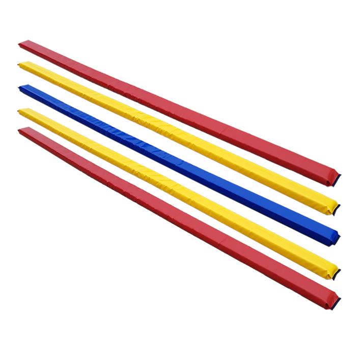Voordeelset 6 stuks - Flex poles - Flexibele balken - Soft Poles