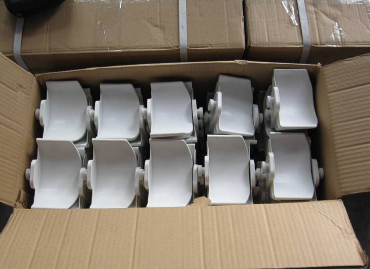 Hindernis lepel 20mm diep geschikt voor sleutelgatprofiel