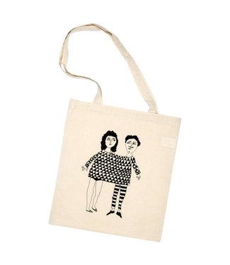 Helen B Tote bag - 'Happy Together'