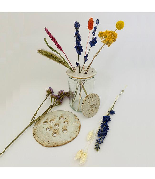 LYDIA ELISABETH POTTERY Bloemenstaander S