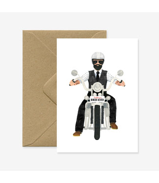 All The Ways To Say Kaart - Biker 4ever