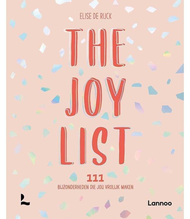 The Joylist - 111 bijzonderheden die jou vrolijk maken