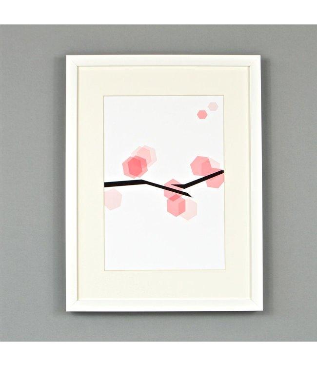 Blossom art Poster Ingrid Petrie A3