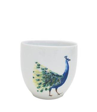 catchii Koffiekopje Peacock Head Catchii