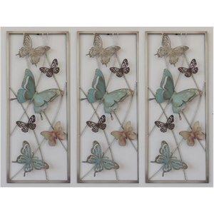 Frame art vlinders