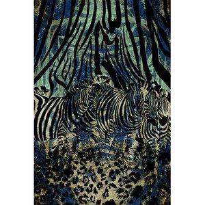 Vloerkleed Karpet Dubhe Zebra's