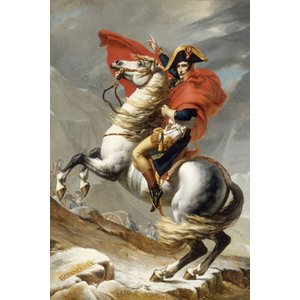 Vloerkleed Karpet Napoleon Bonaparte