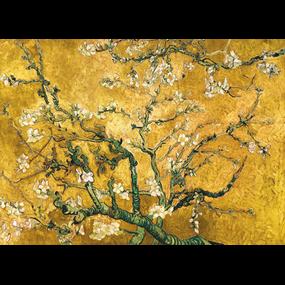 Yellow blossom  Velvet
