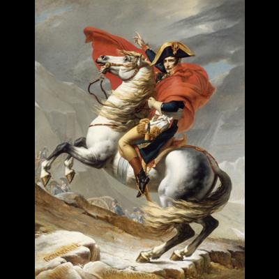 Changeable art Napoleon Bonaparte