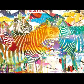Camouflage Zebra