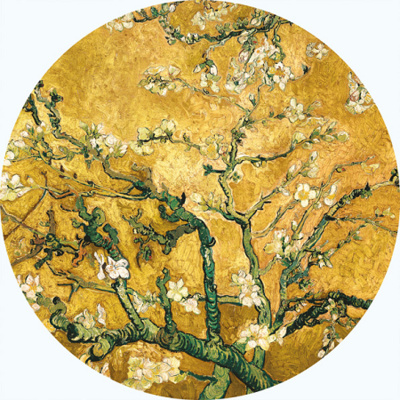 Changeable art Yellow Blossom