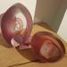 Roze Kristallen object met cilinder