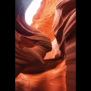 Wanddecoratie Antelope Canyon